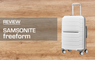 Samsonite Freeform Luggage Review