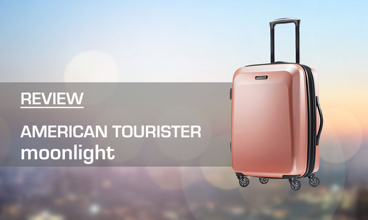 American Tourister Moonlight Luggage Review