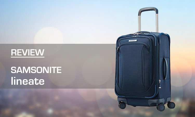 Samsonite Lineate Luggage Review