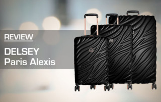 Delsey Paris Alexis Luggage Review