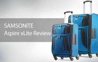 Samsonite Aspire xLite Luggage Review