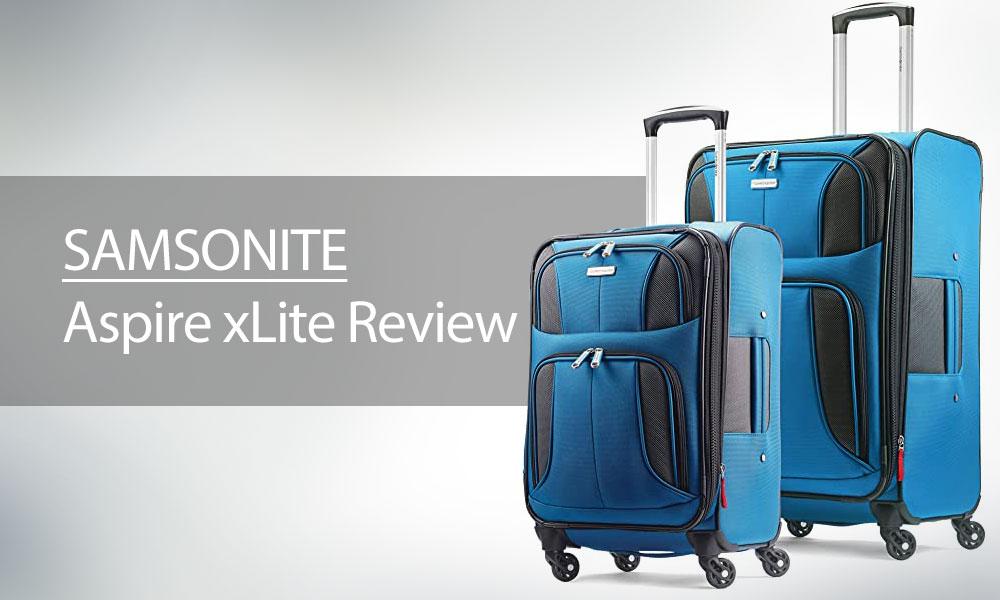Samsonite Aspire xLite Luggage Review