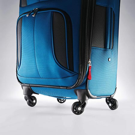 Samsonite Aspire xLite Spinner Wheels