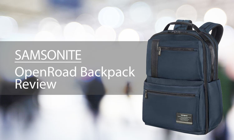 Samsonite OpenRoad Business Backpack Review
