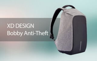 XD Design Bobby Anti-Theft Backpack Review